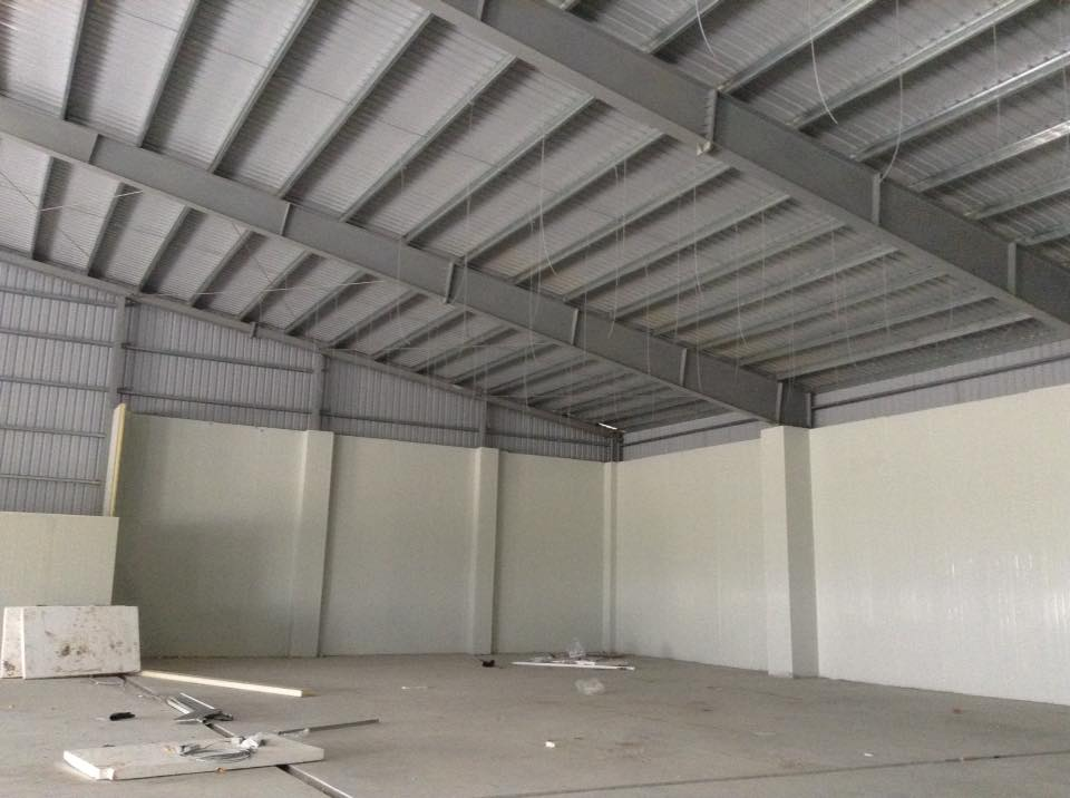 Dự án tại khu công nghiệp Tràng Duệ – Hải Phòng.