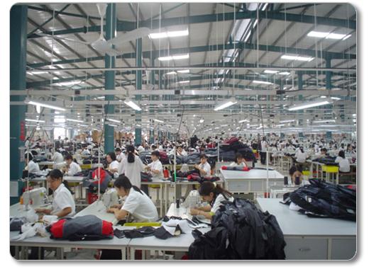Dự án cung cấp tấm lợp LOCK-VIT APEC cho chuỗi các  nhà máy may gia công tại Bắc Miền Trung – Việt Nam